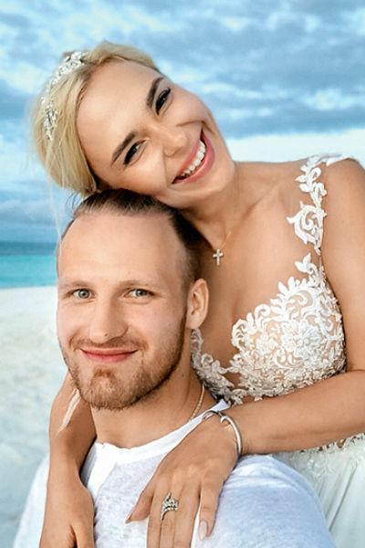 Пелагея с мужем Иваном