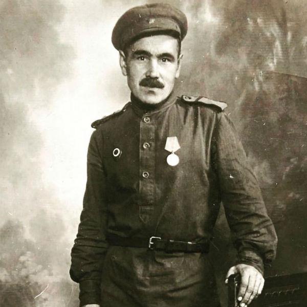 Дед Игоря Николаева