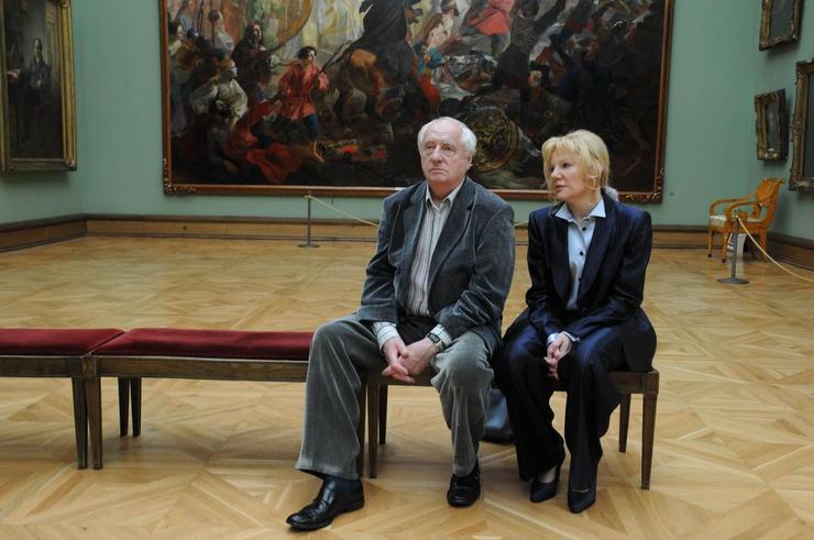 Марк Захаров был наставником для дочери