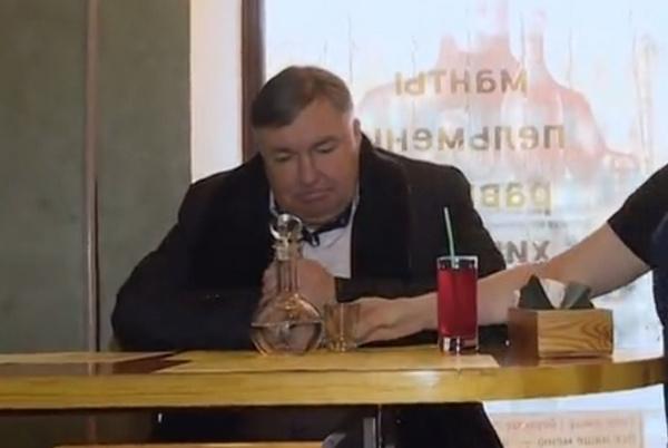 Дмитрий Иванов страдает от алкоголизма