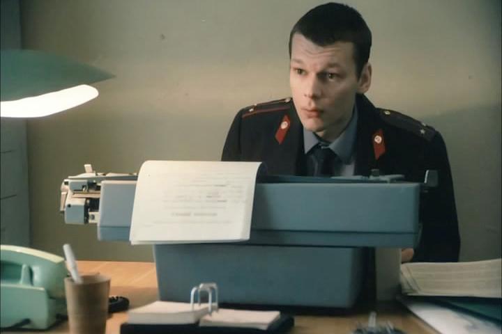 Роль лейтенанта милиции в «Палаче» стала для артиста последней