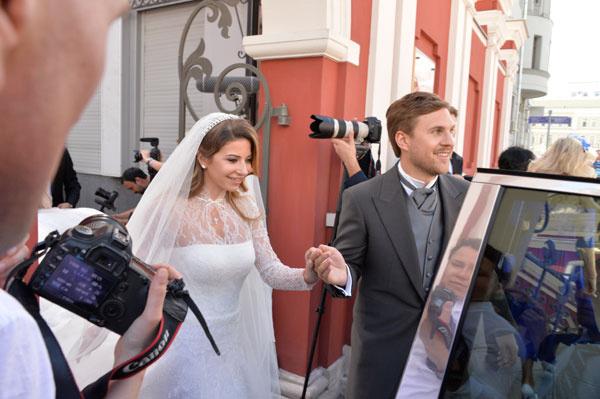 Галина Юдашкина с Петром Максаковым