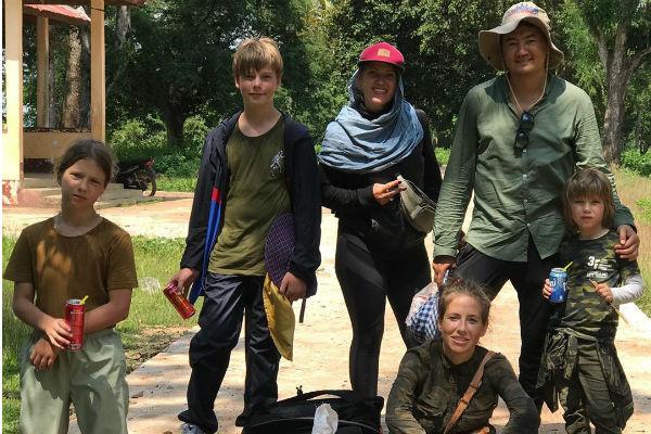 Невероятные приключения в джунглях Камбоджи