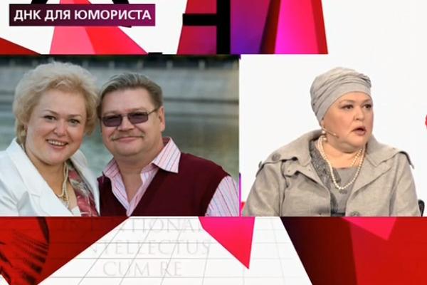 Марина Бандурина подозревает мужа в неверности
