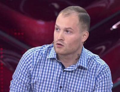 Герой программы «Прямой эфир» Максим Данилов борется с раком головного мозга
