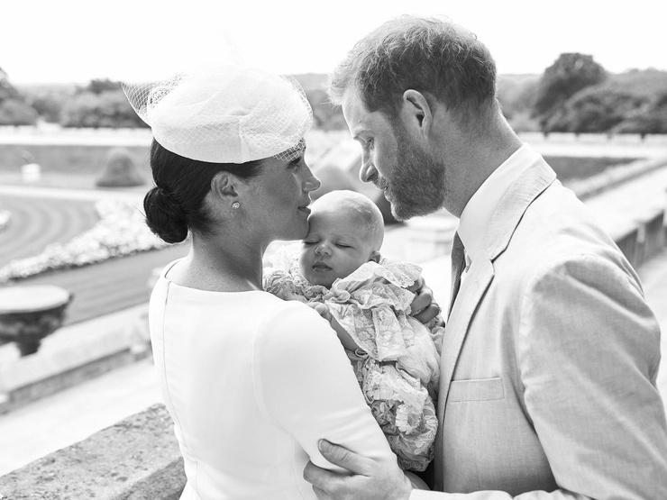 Меган Маркл ранее заявляла, что не собирается становиться многодетной матерью