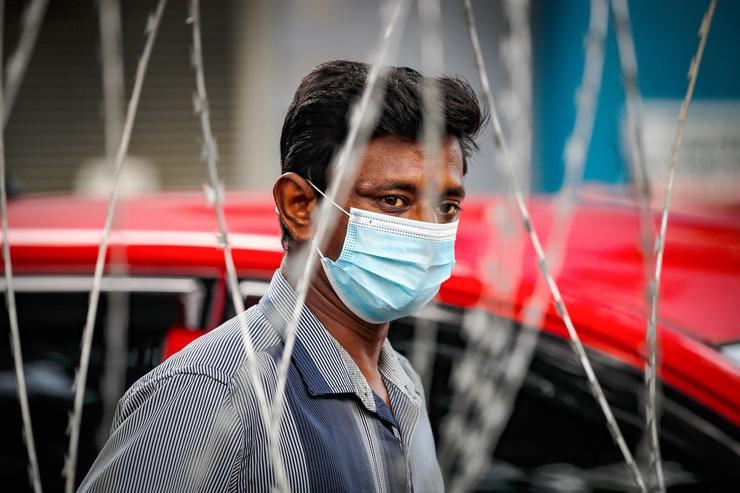 Дельта-штамм распространяется во время катастрофы в Индии