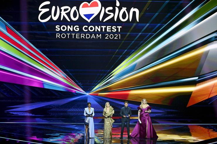 Ведущие финала «Евровидения-2021»