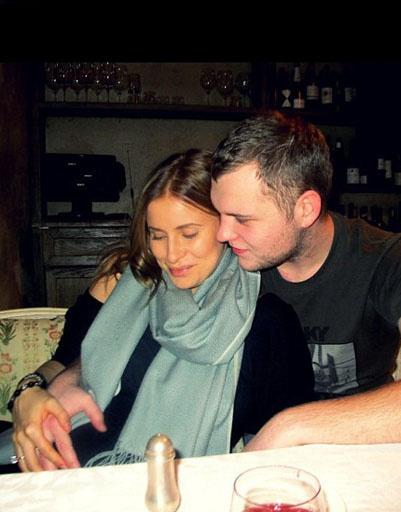 Тата и Сергей Бондарчук в ожидании малыша