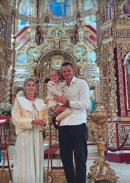 Дмитрий Тарасов стал крестным отцом