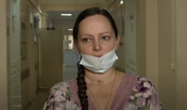 Оксана Шеломенцева