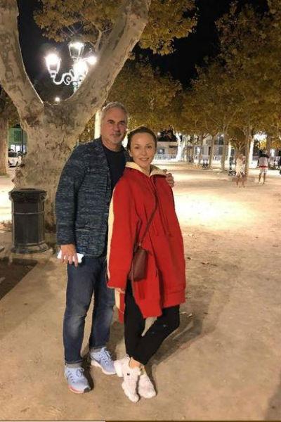Меладзе и Джанабаева вместе уже более 15 лет