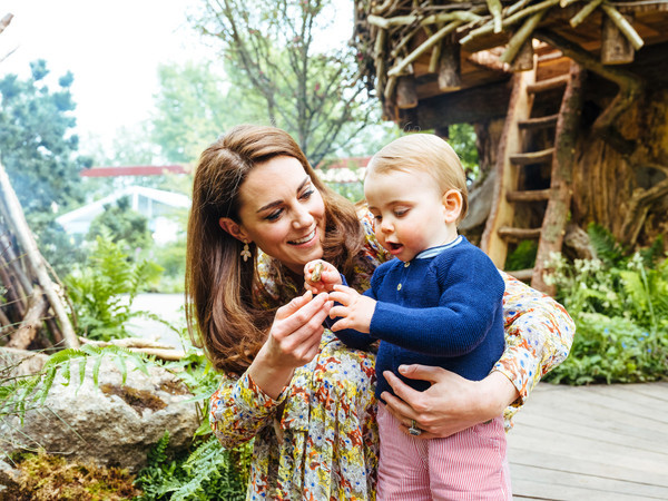 Герцогиня пытается создать здоровую обстановку для детей
