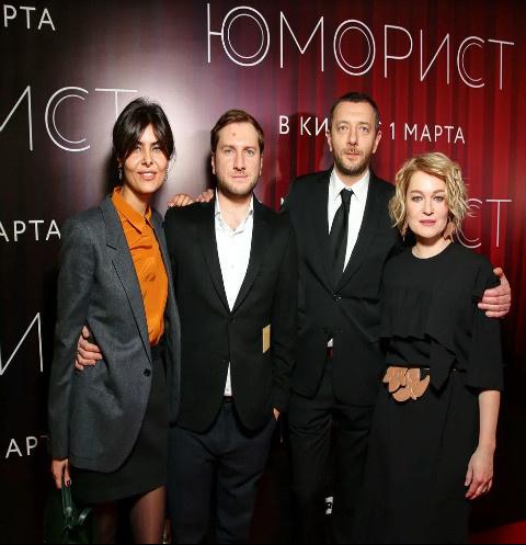 Алексей Агранович, Виктория Толстоганова, Резо Гигинеишвили, Надежда Оболенцева