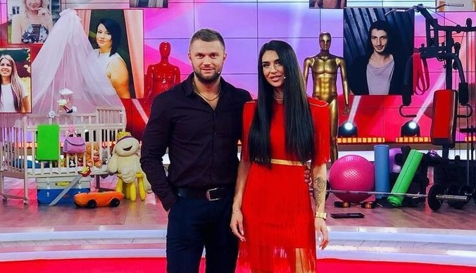 Звезды «ДОМа-2» Татьяна Мусульбес и Виктор Литвинов расстались