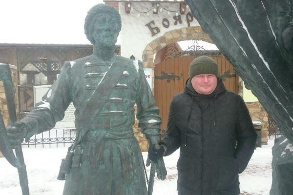 Николай Должанский проходит лечение от алкоголизма