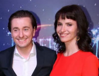 Сергей Безруков женился во второй раз