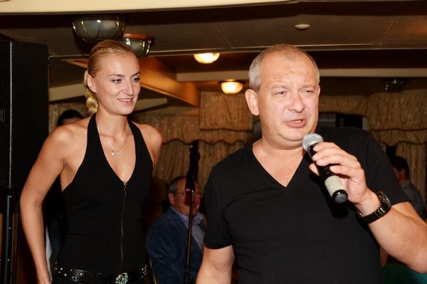 Ксения поддерживала Марьянова на протяжении долгого времени