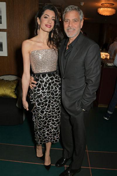 Джордж Клуни переживает за безопасность семьи