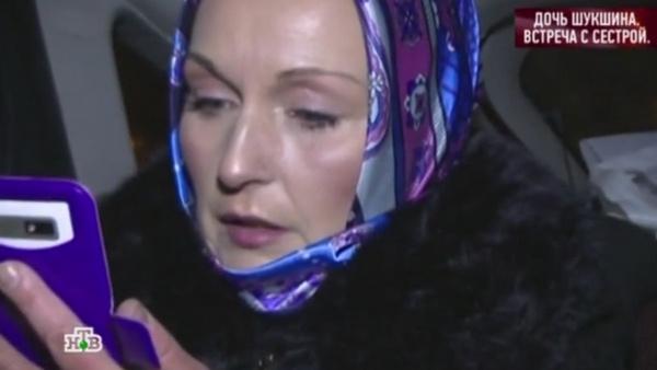Ольга Шукшина звонит матери впервые за долгое время