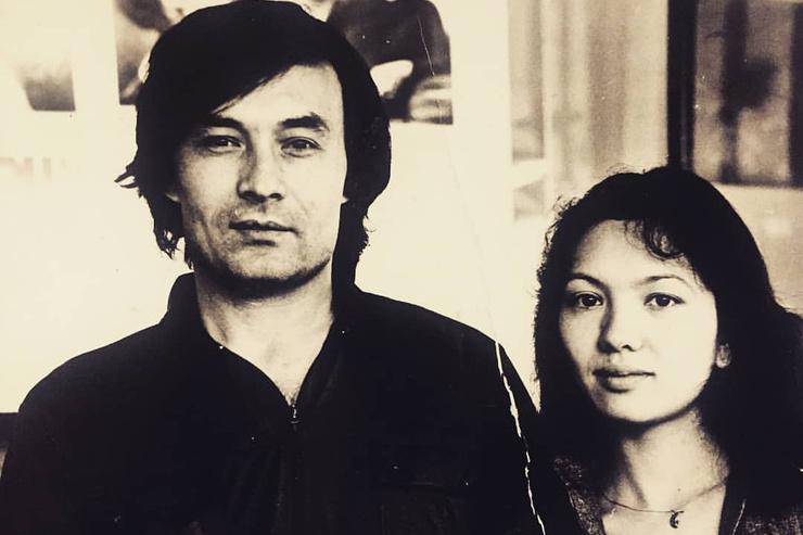 Венера Ибрагимова стала последней любовью в жизни актера
