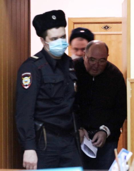 Борис Шпигель говорит, что не выживет в условиях СИЗО