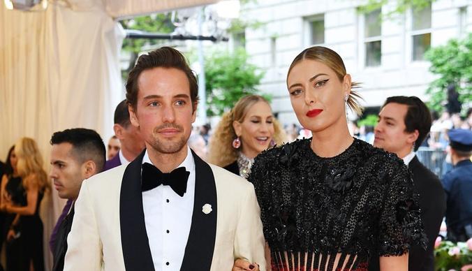 Марию Шарапову и друга принца Гарри поздравляют с помолвкой