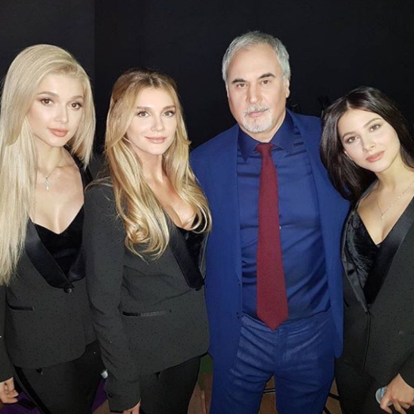 Старый состав группы с Валерием Меладзе