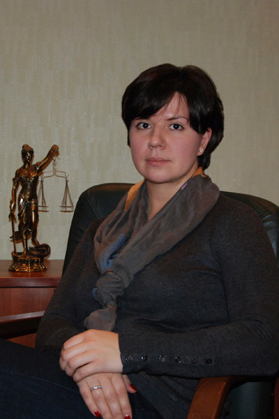 Юрист Елена Ускова