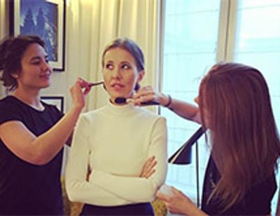 Лучшие образы Ксении Собчак на Неделе моды в Париже