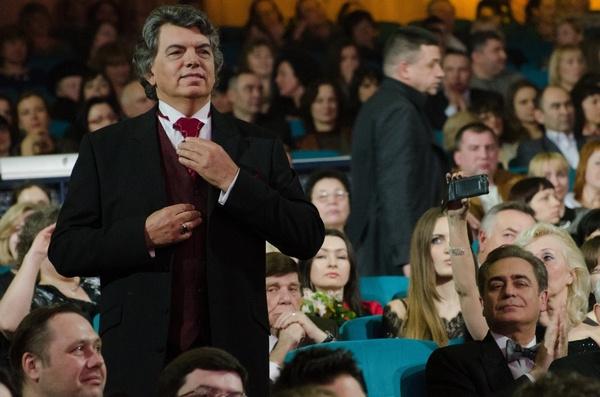 Сергей Захаров много выступал последние годы