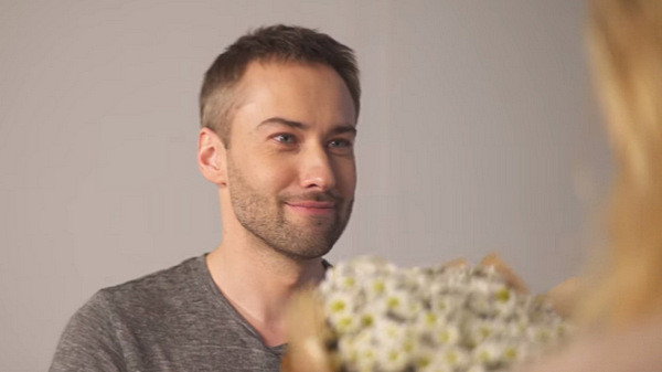 Дмитрий Шепелев подарил другой героине видео букет цветов