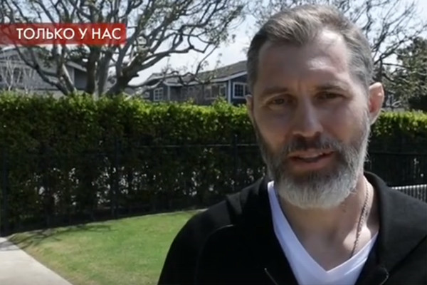 Александр Фролов сейчас живет в США