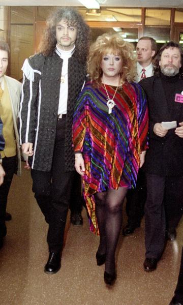Филипп Киркоров и Алла Пугачева жили вместе в 90-е