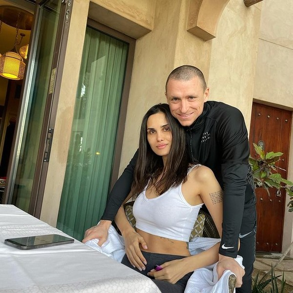 Павел и Алана были когда-то одной из красивых пар в российском футболе