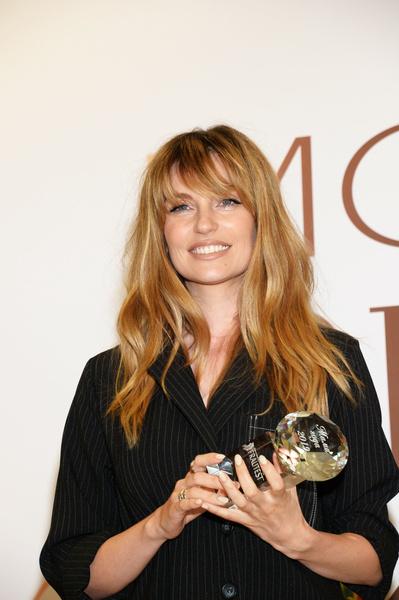 Саша Савельева получила премию «Мама года»