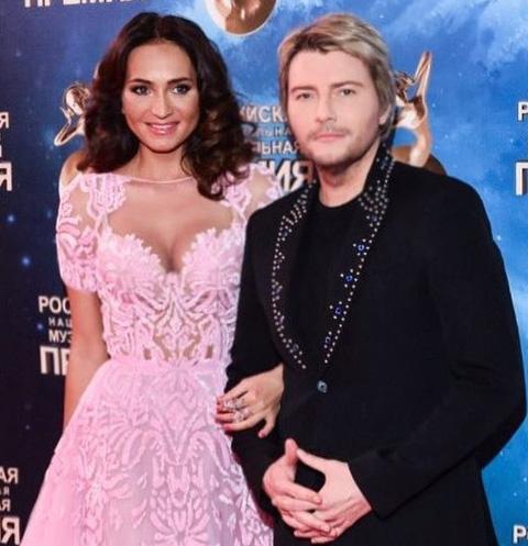 Софи Кальчева и Николай Басков