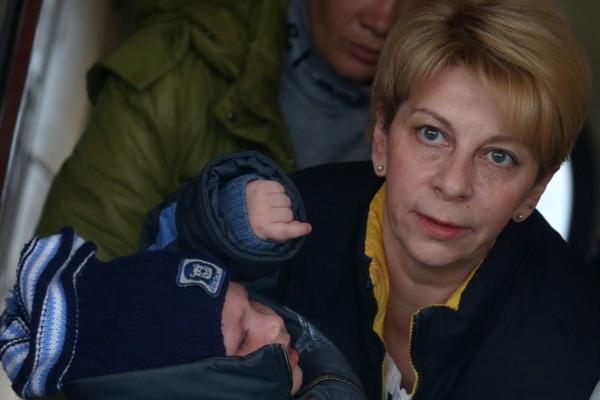 Исполнительный директор фонда «Справедливая помощь» Елизавета Глинка