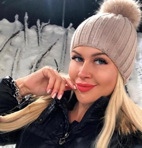Участница «Дома–2» Марина Африкантова