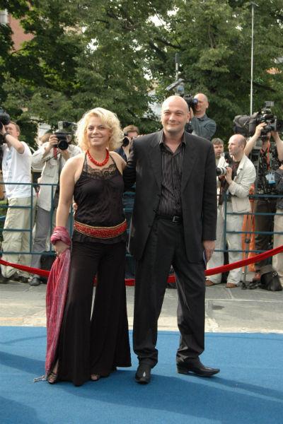 Яна и Сергей прожили вместе 25 лет