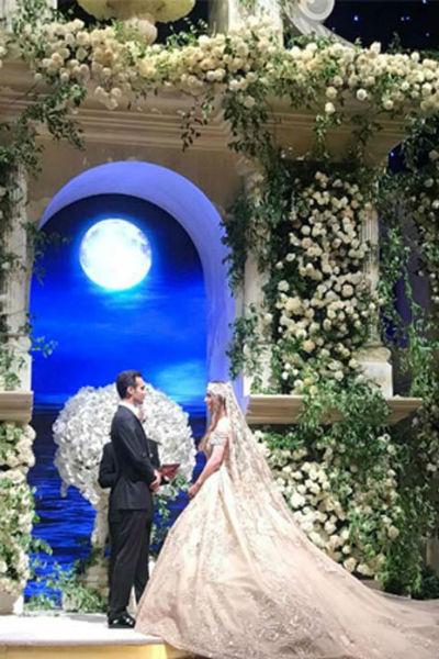 Свадьба Гаспара и Лолиты проходила в самом знаменитом кинотеатре мира Dolby