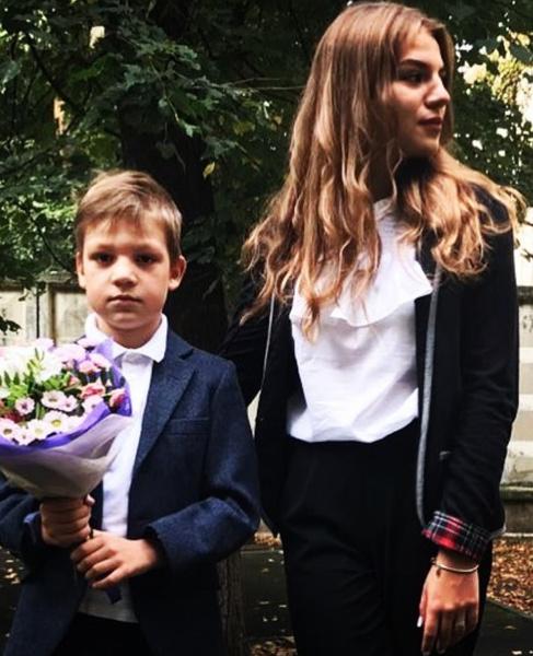 Для сына и дочери смерть Алексея Сафиулина стала огромным потрясением