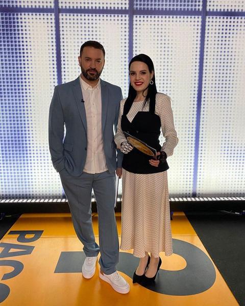 Леонид Закошанский и Маргарита Грачева