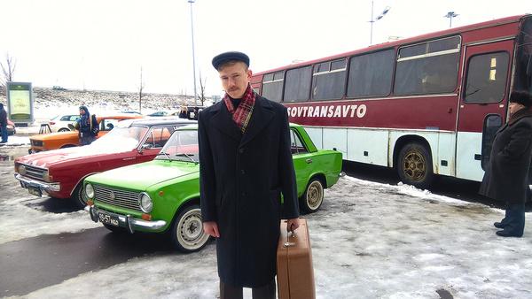 Недавно Крамаренко сыграл в эпизоде фильма, осуществив еще одну мечту
