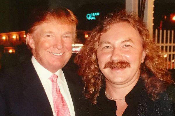 Дональд Трамп и Игорь Николаев
