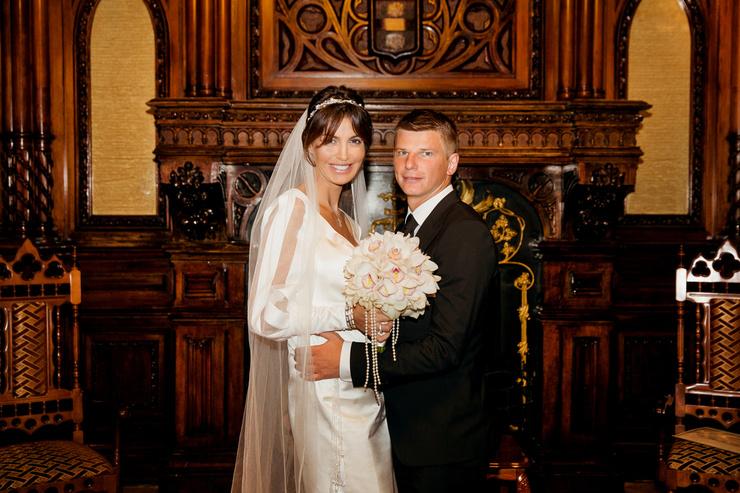 Андрей и Алиса Аршавины были женаты около трех лет