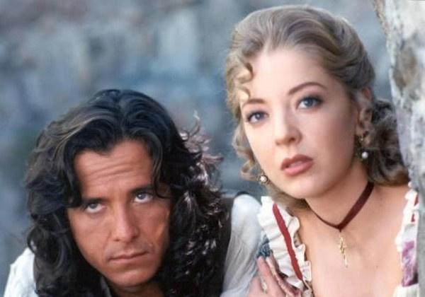 В 1990-е Эдит Гонсалес снималась в «Диком сердце»