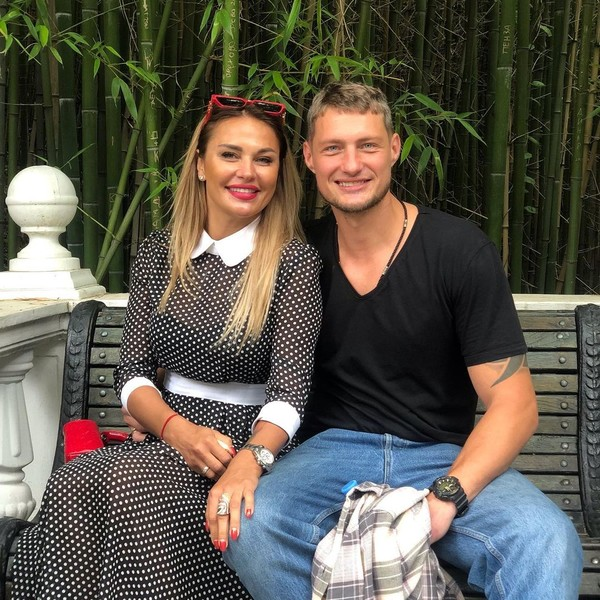 Ксения и Александр Задойновы