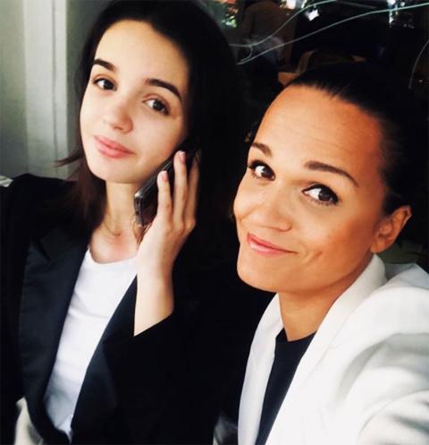 Дочь певицы Славы: «Маме нравятся мои откровенные фотосессии»