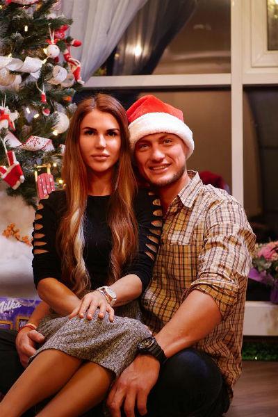 Александр и его возлюбленная Анна расстались в марте 2019 года